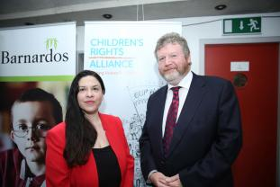 Tanya Ward and James Reilly